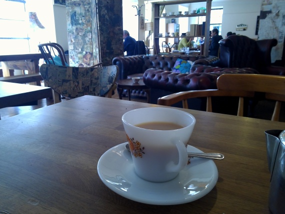 tea at Spoon